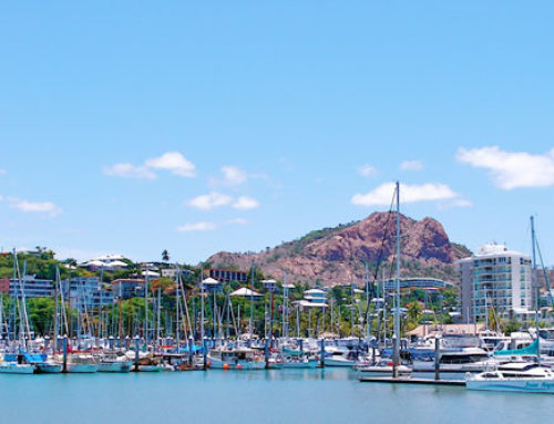 Townsville / Cape Bowling Green