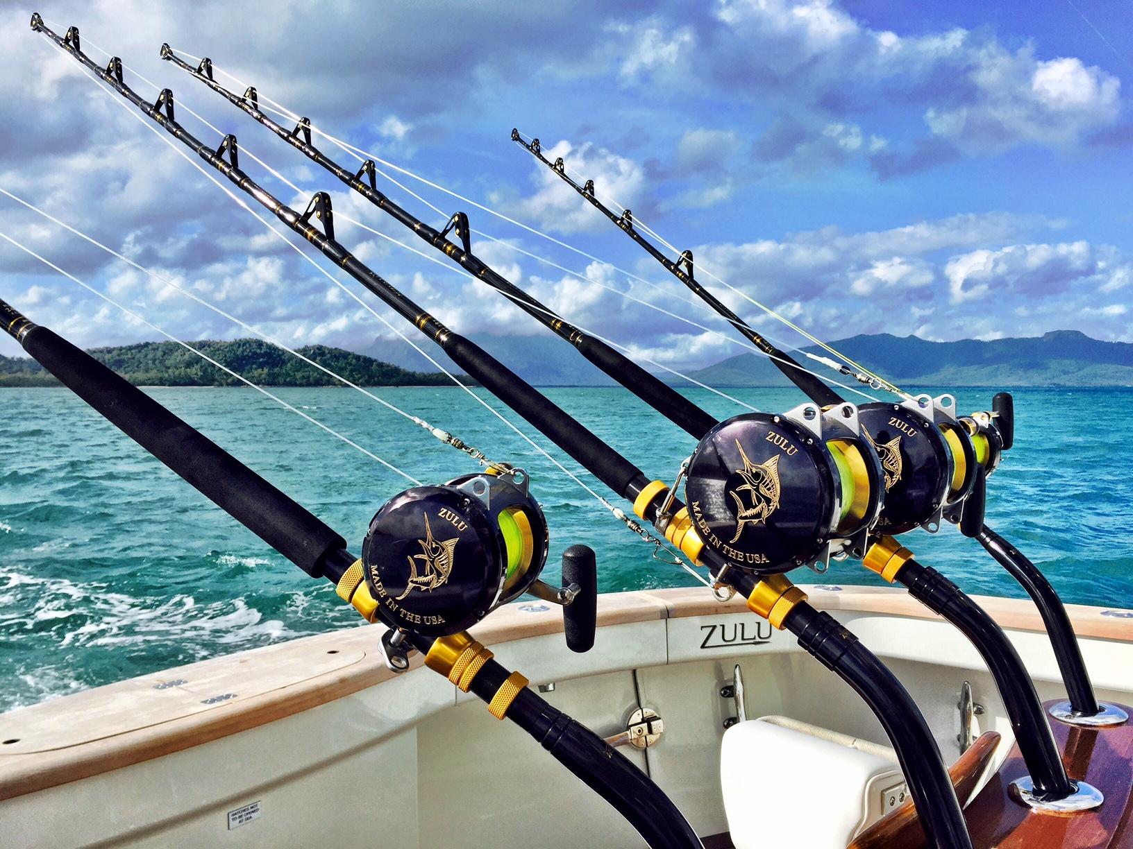 2017 Giant Black Marlin Season | CAIRNS – Zulu Game Fishing