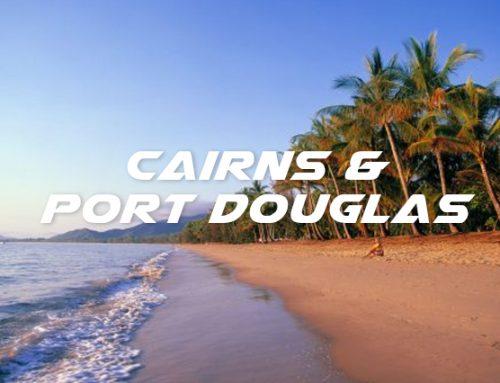 CAIRNS + PORT DOUGLAS