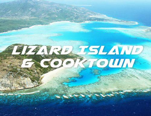 LIZARD ISLAND + COOKTOWN